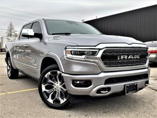 Used 2019 RAM 1500 LIMITED|COOLING SEATS|BIRD EYE VIEW |PANORAMIC|ALLOYS! for sale in Brampton, ON