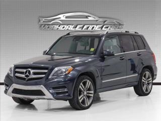 Used 2014 Mercedes-Benz GLK-Class 4MATIC GLK350, Panoramic, Navigation, Camera for sale in Concord, ON