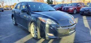 Used 2010 Mazda MAZDA3 GT|HATCHBACK|AUTO|CLEAN CARFAX|BLUE TOOTH for sale in Scarborough, ON