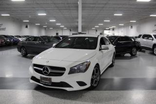 Used 2016 Mercedes-Benz CLA-Class CLA 250 NO ACCIDENTS I NAVIGATION I REAR CAM I AMBIENT LIGHT for sale in Mississauga, ON