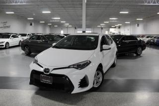 Used 2017 Toyota Corolla SE NO ACCIDENTS I LEATHER I SUNROOF I REAR CAM I HEATED SEAT for sale in Mississauga, ON