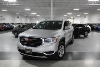 Used 2018 GMC Acadia SLE I REAR CAMERA I PUSH START I POWER OPTIONS I BLUETOOTH for sale in Mississauga, ON