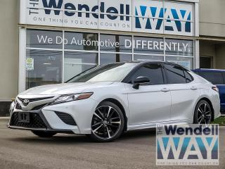 Used 2018 Toyota Camry XSE 1 Owner/Pano Roof for sale in Kitchener, ON