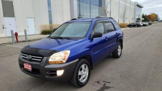Used 2007 Kia Sportage FWD 4DR I4 for sale in Mississauga, ON