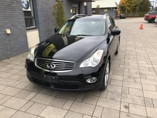 Used 2011 Infiniti EX35 AWD 4DR for sale in Nobleton, ON