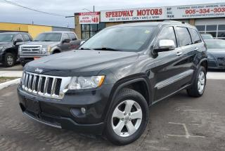 Used 2012 Jeep Grand Cherokee 4WD 4dr Overland - Fully Loaded for sale in Oakville, ON