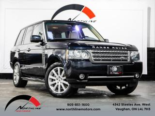 Used 2010 Land Rover Range Rover Supercharged|Navigation|Camera|Air Suspension|Harman Kardon for sale in Vaughan, ON
