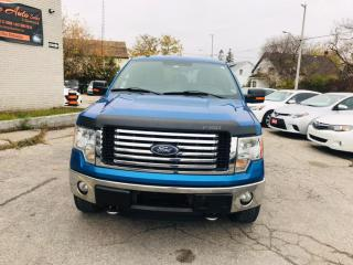 Used 2012 Ford F-150 4WD SUPERCREW for sale in Barrie, ON