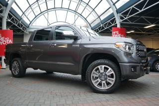 Used 2018 Toyota Tundra Platinum 5.7L V8 for sale in Vancouver, BC