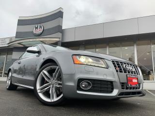 Used 2009 Audi S5 4.2L V8 QUATTRO AWD SUNROOF NAVI CAMERA for sale in Langley, BC