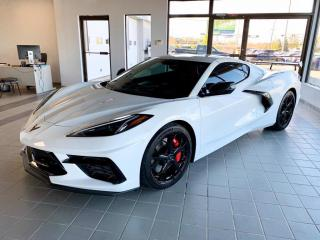 Used 2020 Chevrolet Corvette STINGRAY | NAVI | GT2 BUCKET | PERFORMANCE EXHAUST | for sale in Barrie, ON