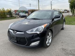 Used 2012 Hyundai Veloster Base for sale in Oakville, ON