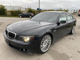 Used 2008 BMW 7 Series 750i for sale in Oakville, ON