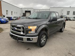 Used 2015 Ford F-150 XLT SuperCab 163
