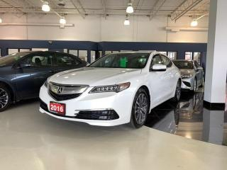 Used 2016 Acura TLX Tech V6 Sh-Awd for sale in Mississauga, ON