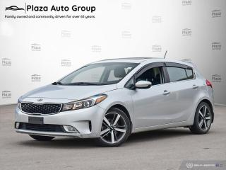 Used 2017 Kia Forte EX LUXURY for sale in Bolton, ON