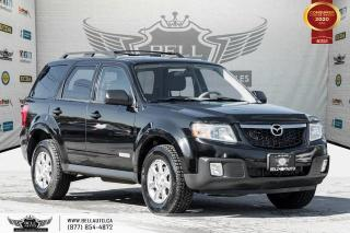 Used 2008 Mazda Tribute GX, NO ACCIDENTS, BLUETOOTH, CRUISE CONTROL for sale in Toronto, ON