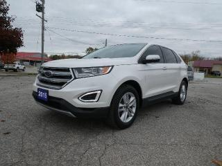 Used 2015 Ford Edge SEL | Remote Start | Heated Seats | Navigation for sale in Essex, ON