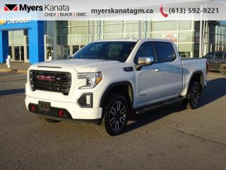 Used 2019 GMC Sierra 1500 AT4  - Leather Seats -  Cooled Seats for sale in Kanata, ON