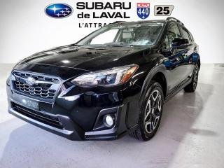 Used 2018 Subaru XV Crosstrek Limited EyeSight Awd ** Cuir Toit Naviga for sale in Laval, QC