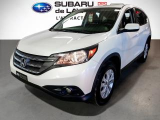 Used 2014 Honda CR-V EX Awd ** Toit ouvrant ** for sale in Laval, QC