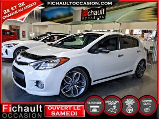 Used 2016 Kia Forte5 SX LUXE   **TOIT OUVRANT** for sale in Châteauguay, QC
