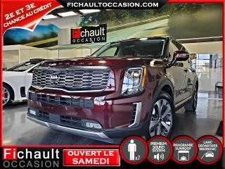 Used 2020 Kia Telluride SX Limited TI ** 7 PASSAGERS*** for sale in Châteauguay, QC