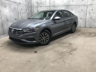 Used 2019 Volkswagen Jetta Highline AUTOMATIQUE TOIT PANORAMIQUE CARPLAY ET ANDROID CAMERA for sale in St-Nicolas, QC