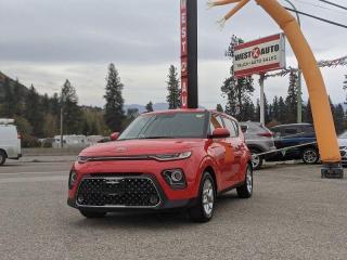 Used 2020 Kia Soul EX PREMIUM for sale in West Kelowna, BC