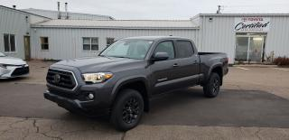New 2021 Toyota Tacoma 4X4 Double CAB 6A SR5 for sale in Port Hawkesbury, NS