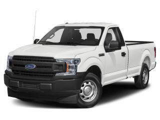New 2020 Ford F-150 XL 4WD REG CAB 8' BOX for sale in Hawkesbury, NS