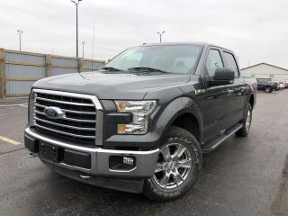 Used 2017 Ford F-150 XLT XTR Crew 4WD for sale in Cayuga, ON