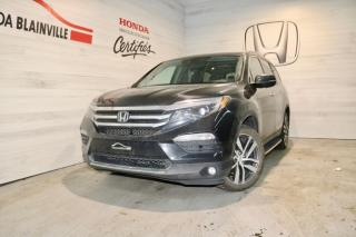 Used 2018 Honda Pilot Touring Traction Intégrale for sale in Blainville, QC