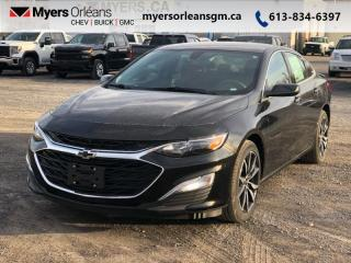 New 2021 Chevrolet Malibu RS for sale in Orleans, ON