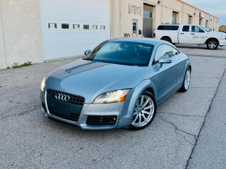 Used 2010 Audi TT 2.0T Special Edition for sale in Burlington, ON