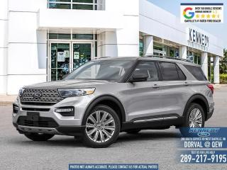 New 2020 Ford Explorer LIMITED for sale in Oakville, ON