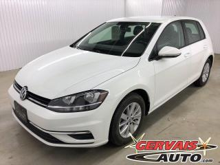 Used 2018 Volkswagen Golf Trendline TSI MAGS A/C CAMÉRA BLUETOOTH *Transmission Automatique* for sale in Shawinigan, QC