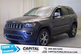 Used 2020 Jeep Grand Cherokee Limited for sale in Regina, SK