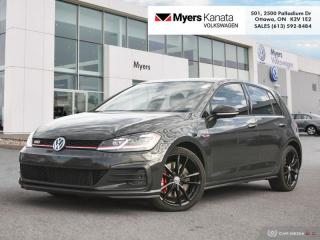 Used 2019 Volkswagen Golf GTI Rabbit 5-door DSG  - Certified for sale in Kanata, ON