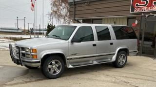 Used 1994 Chevrolet Suburban for sale in Brunkild, MB