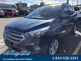 Used 2018 Ford Escape SE 4RM for sale in Shawinigan, QC