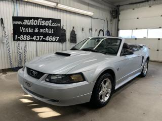 Used 2004 Ford Mustang 2Dr Convertible for sale in St-Raymond, QC