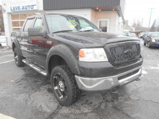 Used 2006 Ford F-150 SuperCrew empattement 139 po -  XLT à qu for sale in Sorel-Tracy, QC