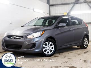Used 2014 Hyundai Accent GL 5 PORTES for sale in Val-David, QC