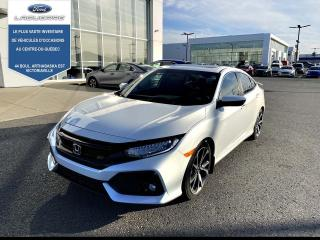 Used 2019 Honda Civic Manuelle for sale in Victoriaville, QC