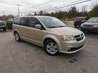 Used 2012 Dodge Grand Caravan Crew for sale in Madoc, ON