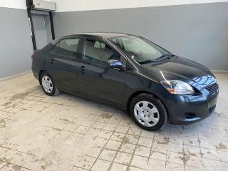 Used 2012 Toyota Yaris Berline 4 portes BM for sale in Joliette, QC