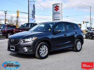 Used 2016 Mazda CX-5 GX AWD ~Bluetooth ~Alloy Wheels for sale in Barrie, ON