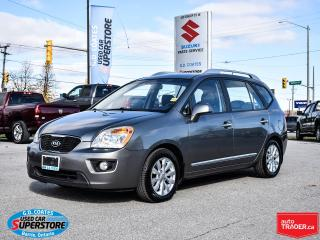 Used 2012 Kia Rondo EX ~2.7L V6 ~Heated Seats ~Fog Lamps ~Alloy Wheels for sale in Barrie, ON