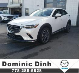 Used 2019 Mazda CX-3 GT AWD for sale in Richmond, BC